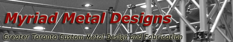 Service Metal Fabrication Toronto : Myriad metal designs greater toronto custom